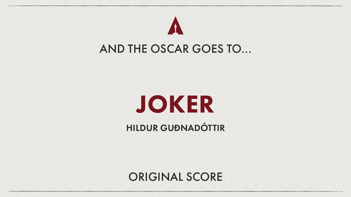 test Twitter Media - RT @TheAcademy: It's official! #Oscars https://t.co/w4tL4qSIfm