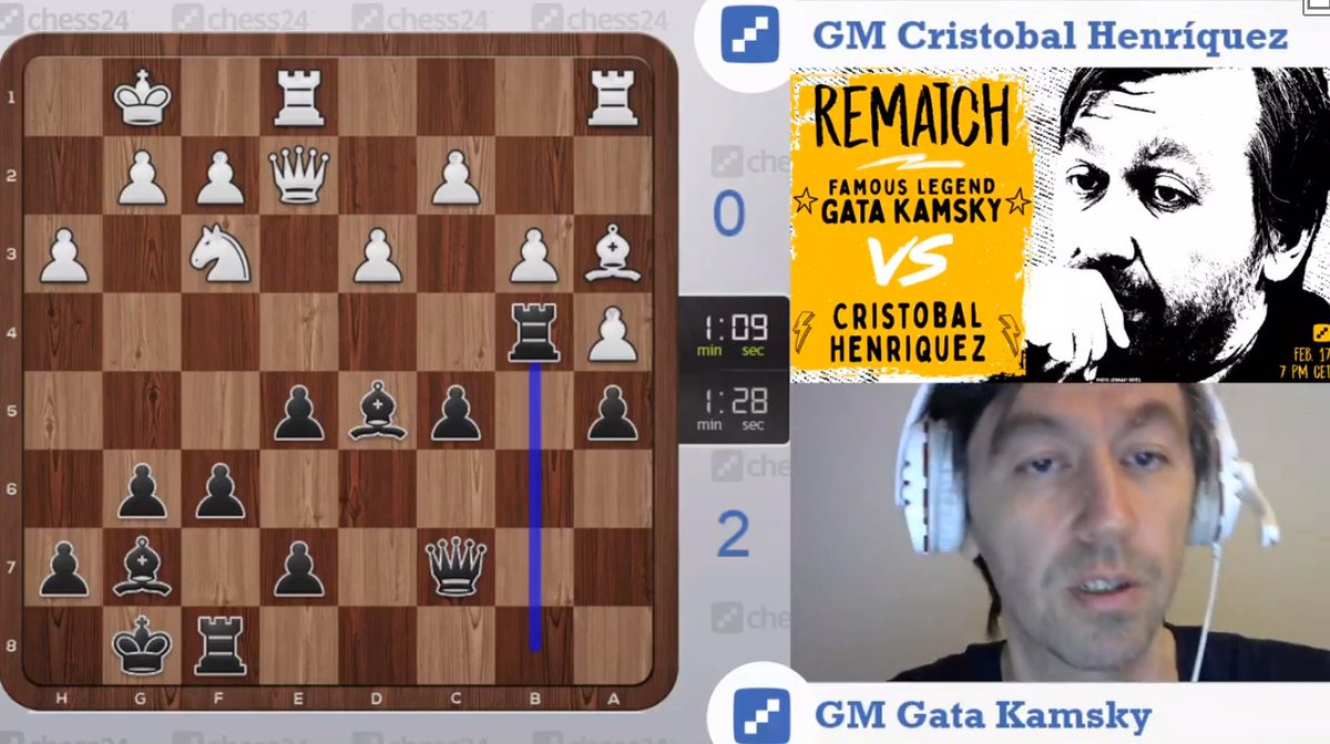 test Twitter Media - A bold exchange sac from Gata after a crushing attack in the last game! https://t.co/jTs4Bv5Zid  #c24live #BanterBlitzCup #FFL https://t.co/IBGKUym4DA