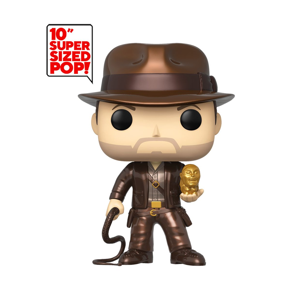 "RT & follow @OriginalFunko for a chance to WIN a 2020 #ECCC exclusive 10"" Indiana Jones Pop!  #Funko #FunkoPop #Giveaway #Exclusive #ECCC #2020ECCC #FunkoECCC #IndianaJones #disney"