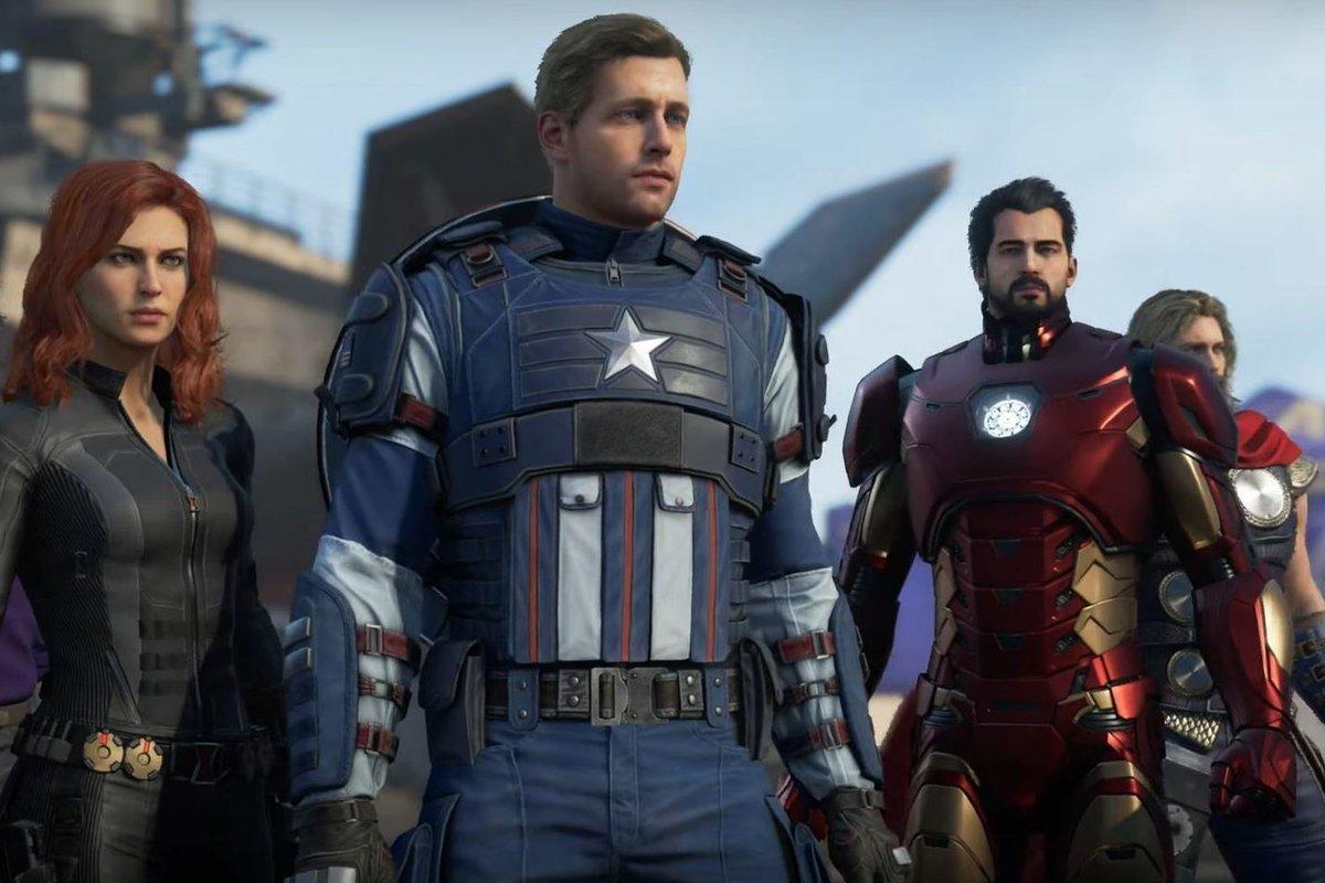 GAMING 🎮 | Marvel's Avengers : On vous dit tout sur le jeu vidéo édité par @SquareEnix, disponible en précommande 💥 >>
