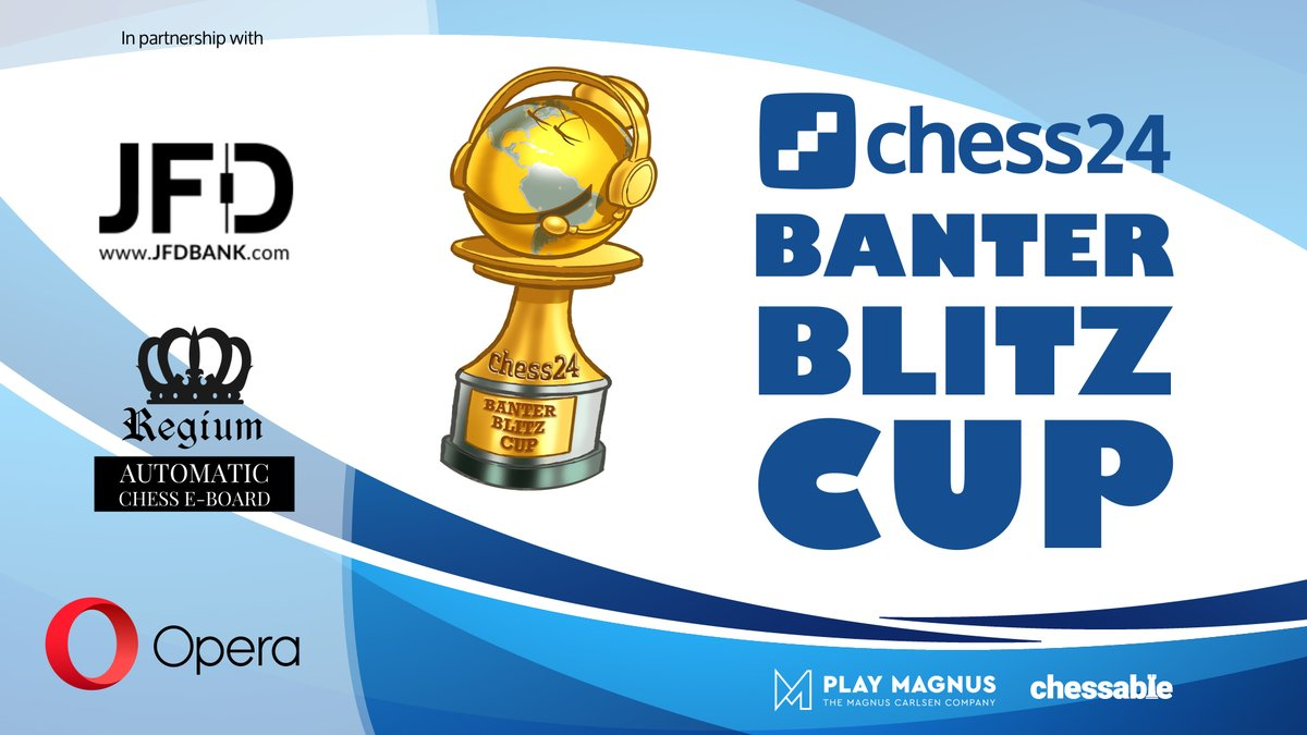 test Twitter Media - Russian GM Sanan Sjugirov is playing Peruvian GM Jorge Cori for a place in the Last 16 of the #BanterBlitzCup. Follow the streams:  Sanan (in Russian): https://t.co/vGWEiDcQg7 Jorge (in Spanish): https://t.co/Bq9bXcDoR5  #c24live https://t.co/NZ1UUj1YLF