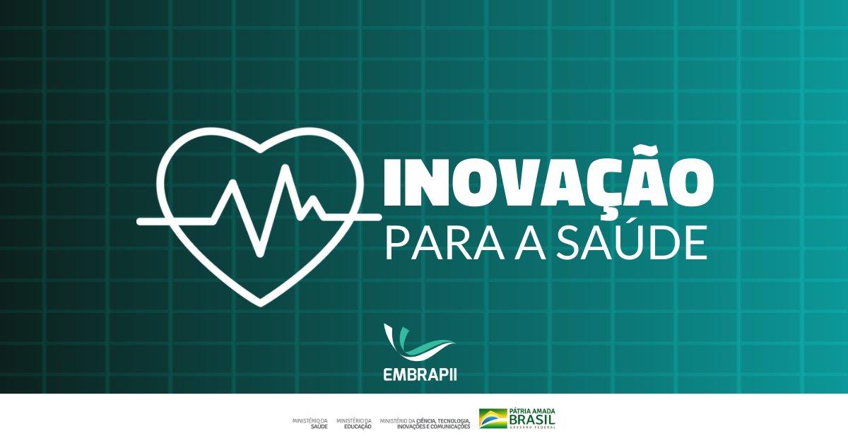 EMBRAPII é inovação para #saúde! Pesquisadores da Unidade EMBRAPII IFBA desenvolveram um equipamento capaz de simular doenças do coração com o objetivo de aperfeiçoar o treinamento de profissionais e estudantes da área médica. Saiba mais!