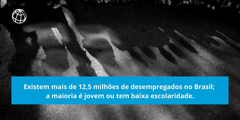 Para ajudar os brasileiros mais pobres a se recuperar da crise, é fundamental aumentar a oferta de empregos para os jovens, que são os que sofrem com as maiores taxas de desemprego (27,3% no primeiro trimestre de 2019). Saiba mais:
