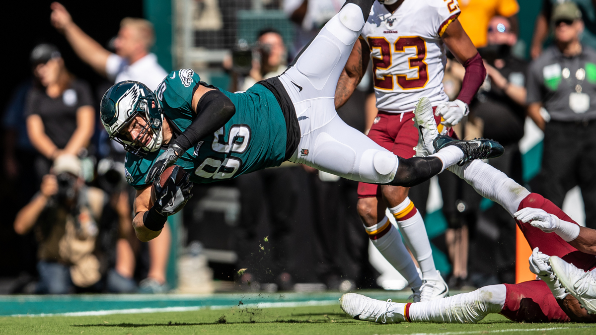 Flying into the week!  #FlyEaglesFly
