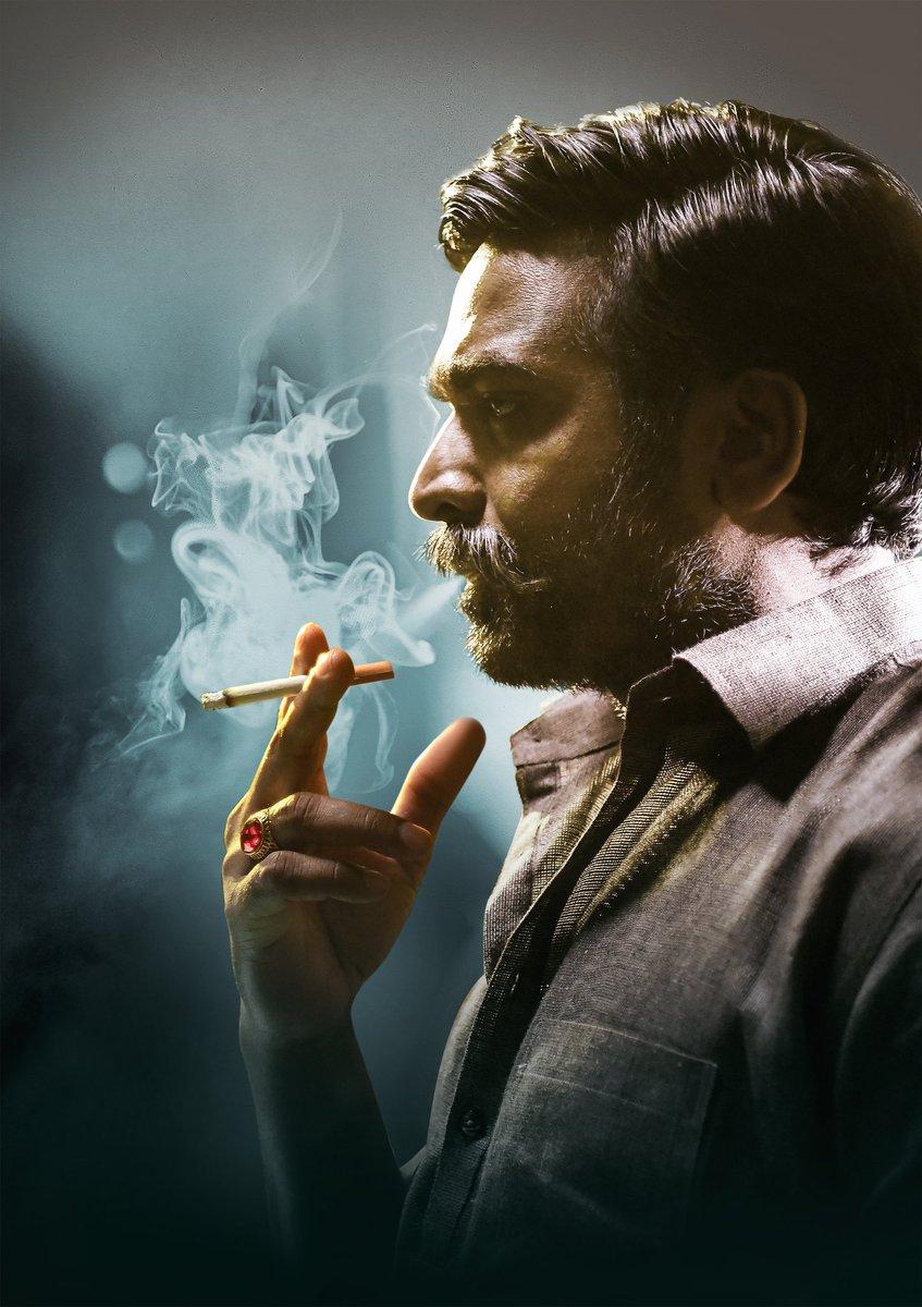 Makkal Selvan @VijaySethuOffl as 'Rayanam' from #Uppena 💥🔥  #UppenaOnApril2nd 🌊