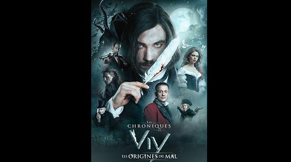 A l'occasion de la sortie en Blu-Ray, DVD et VOD des Chroniques de VIY : Les Origines du Mal, nous vous faisons gagner le Blu-Ray du film. Pour participer au jeu, likez cette publication et taguez un ami chasseur de démons !