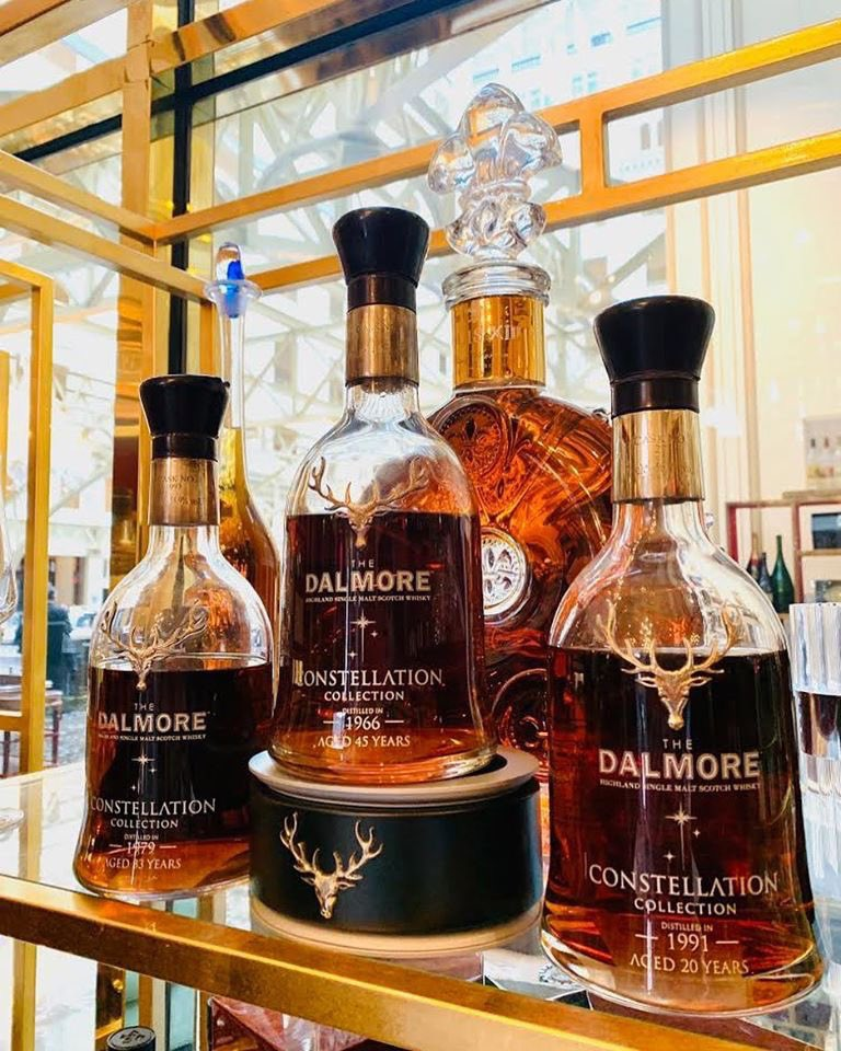 Let's start the exploration of our @TrumpDC Experience Salon today with Thé Dalmore...Single vintage of a single cask aged Scotch Whisky...1966...1979...1991...#scotch #whisky #whiskey #experience #oneofakind #thebest #success #neversettle #doitbetterthananyoneelse