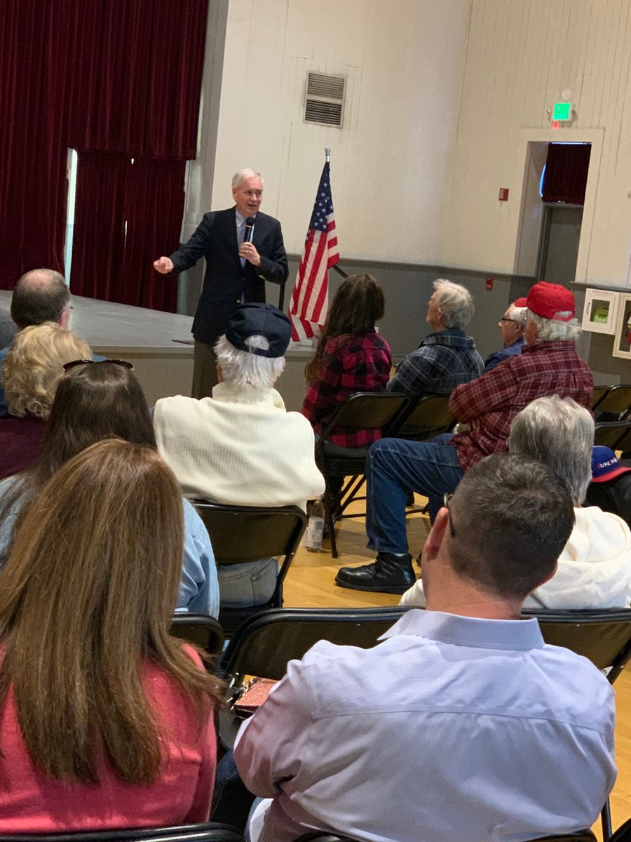 This weekend I spoke in Tuolumne and Calaveras to support four outstanding local candidates running for supervisor: Karl Rodefer, Sherri Brennan and Dameion Renault in Tuolumne, and Dennis Mills in Calaveras.