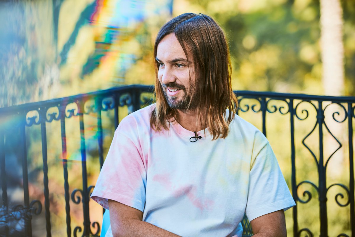 #TheSlowRush is coming. 🔊 @tameimpala's Kevin Parker sits down with @zanelowe ahead of the album's release. Listen Tuesday on @AppleMusic: 10AM LA / 1PM NYC / 6PM LDN.