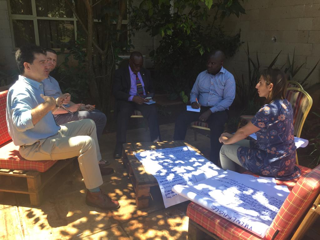 test Twitter Media - There's a BRECcIA meeting taking place in Kenya this week to discuss the development of a 'valuing variability' drylands module for university partners @IIED @TU_Kenya @KenyattaUni @MMUST_Kenya @unima_mw @UnivofGh @fngarachu @justinosheff @jadudash @SADC_WaterNet @AgrhymetInfos https://t.co/Cvxgzr87hi