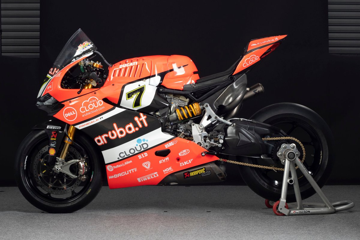 test Twitter Media - ⏱Timeless beasts 🏍 @ArubaRacing https://t.co/qSjnVrD2qf