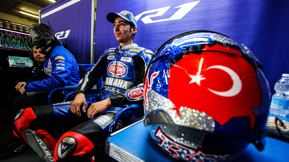 "test Twitter Media - ✊🏻@toprak_tr54 on 2020: ""I always try my best… we will see!""  🇹🇷Doing his country proud in 2019, Toprak Razgatlioglu will seek to be in the hunt for WorldSBK success yet again in 2020…  📃 