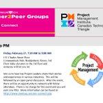 Upcoming P2P Meeting One free PDU https://t.co/vQUf97bvJS https://t.co/51Wjx5B4oX