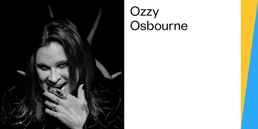 Grammy Award-winning musician and cultural icon @OzzyOsbourne; and television star Jack Osbourne will sit down with comedian, radio personality, author and actor @JimNorton at #SXSW 2020!