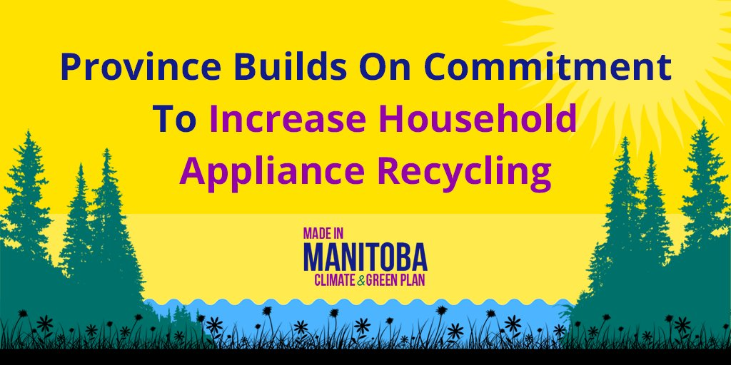 test Twitter Media - Our PC government is working to develop an appliance stewardship program.   Learn more: https://t.co/xKa6C982FT   #mbpoli #MovingManitobaForward https://t.co/Ucsag5dLmW