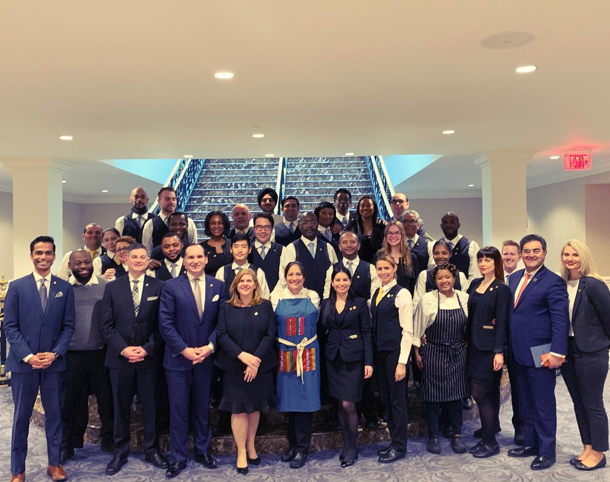 Keep raising the bar...Great training this afternoon with our Food & Beverage team and the amazing Gina Taylor from @ForbesInspector #training #teamwork #bestteam #fivestar #success #neversettle #luxury #luxuryhotel #WashingtonDC #doitbetterthananyoneelse