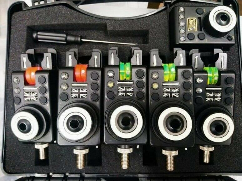Ad - 5x Edward Custom Upgrade Mk1 Alarms On eBay here -->> https://t.co/VuCt7JpBxX  #carpfishi