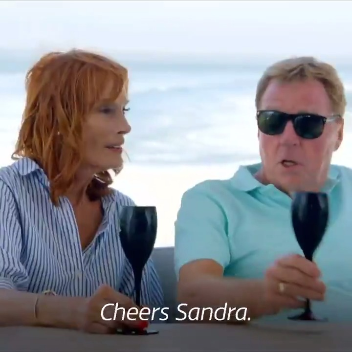King Of The Jungle @Redknapp gives us a peek into life on one of Britain's most luxurious beach fronts. Join Harry, his wife Sandra and special guests in a new series starting Wednesday 19th February on @ITV and @ITVHub #HarryRedknappsSandbanks
