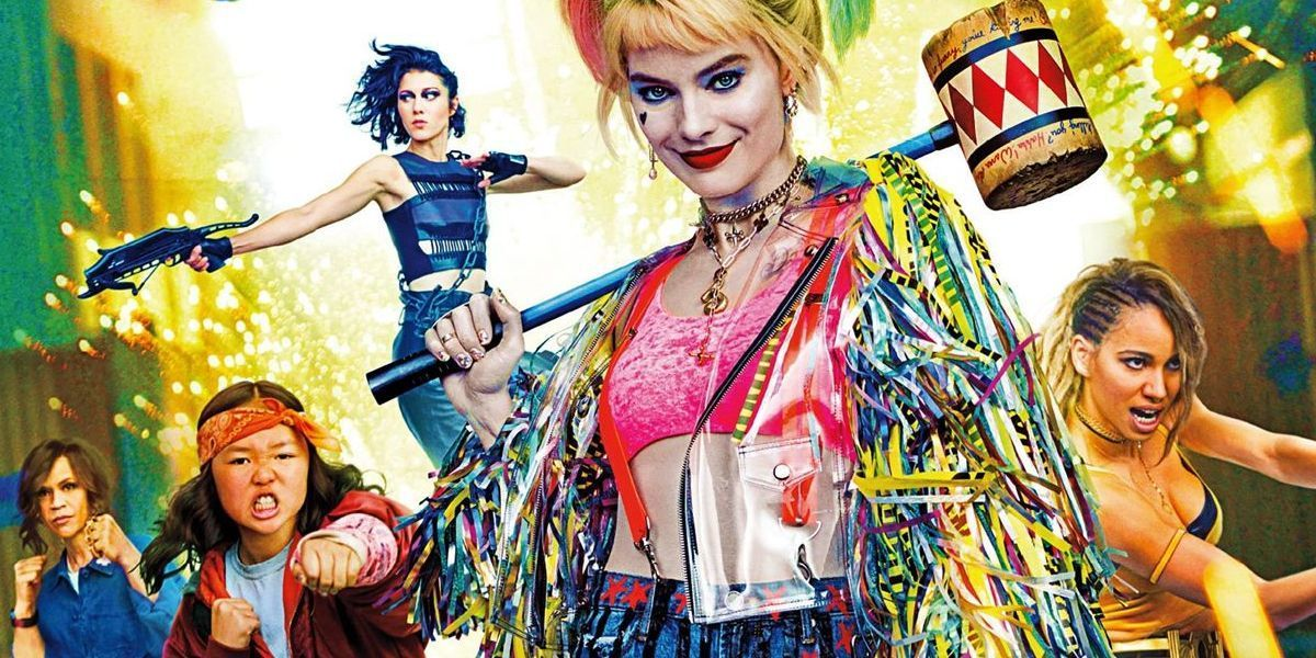 #BirdsOfPrey: Most of the Negative Reviews Are From Men