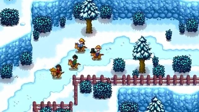 """Le créateur de Stardew Valley parle de ses nouveaux projets !   Il souhaite """"surpasser la qualité de Stardew Valley"""" à tous les niveaux. Son prochain jeu profitera d'un pixel art 32x32, soit le double que celui utilisé dans le jeu de simulation de vie agricole."""