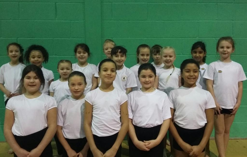 test Twitter Media - Congratulations to all the girls who participated in gymnastics this week. All remembered their routine and sprung high off the vault. https://t.co/7xWCLX2MSp