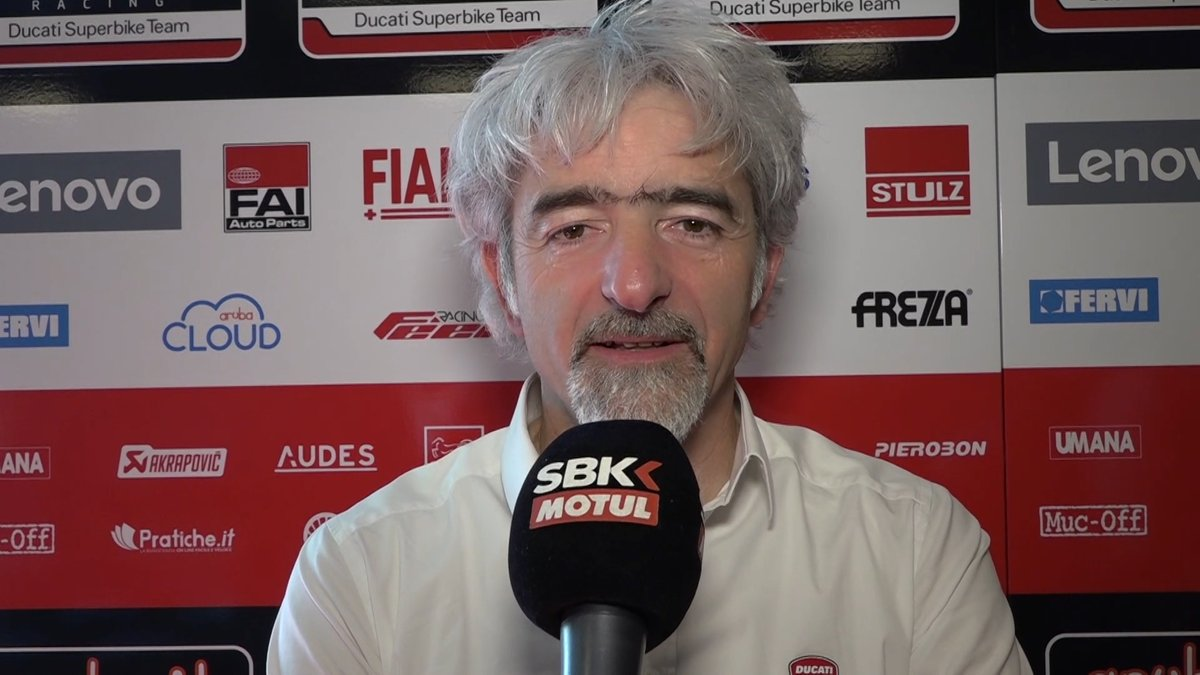 "test Twitter Media - Dall'Igna: ""We have improved the engine""  @ArubaRacing  📹INTERVIEW 