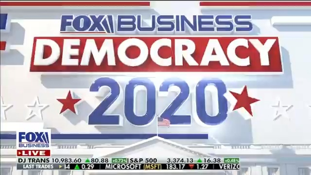 Economic freedom and free markets: Those are the engines of our economy. Socialism is an enemy of our economy. I think the American people will take economic freedom over socialism any day.