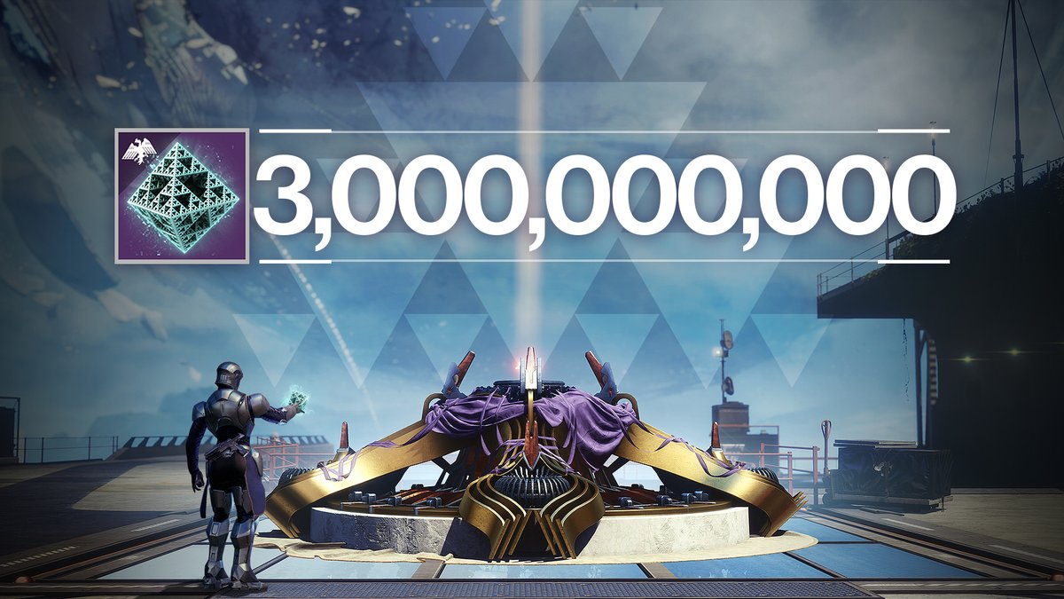 Empyrean Foundation Stage 5: COMPLETE  Stage 6 Goal: 6,000,000,000