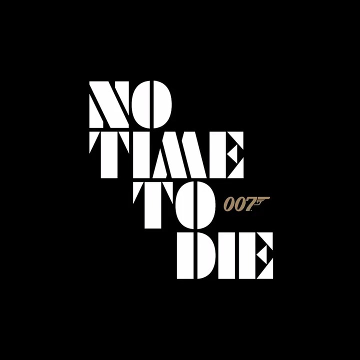"""The theme song for the 25th @007 film, written and performed by Billie, is titled """"No Time To Die"""" and will be released globally tomorrow at 4pm PT. #NoTimeToDie"""