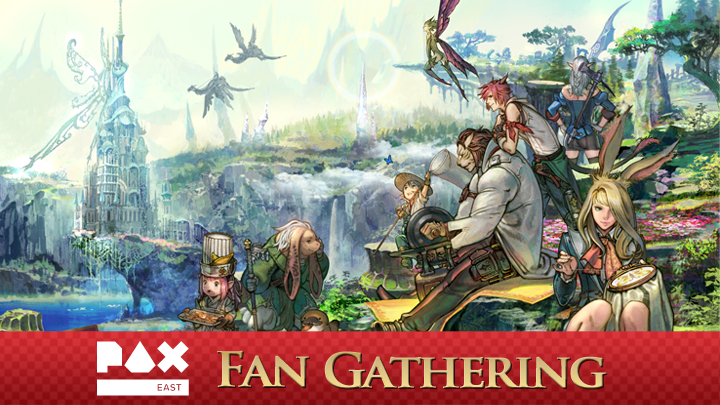 We've sent out the confirmation emails to those who were selected for the #PAXEast Fan Gathering, so be sure to check your email!✉️ #FFXIV  We look forward to seeing you there!