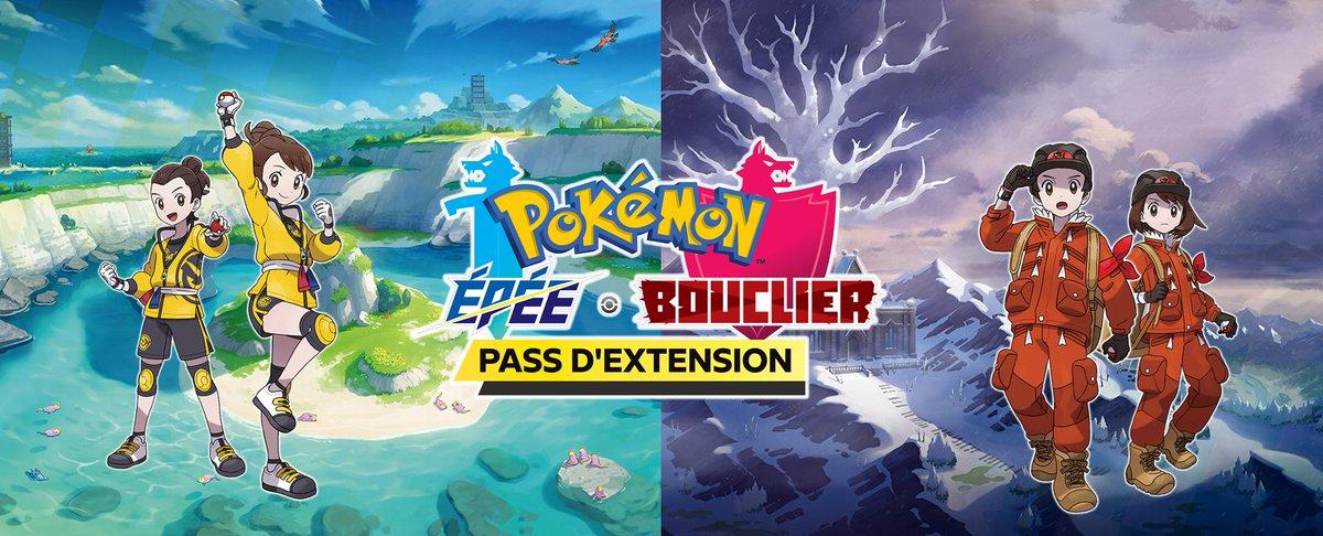 🎁 #Concours spécial 4 ans 👉Tentez de gagner un Pass d'Extension Pokémon Épée et Bouclier 🔸 RT + follow @pokekalos + tag un ami qui en remportera un aussi TAS le 27/02. Participe aussi sur notre page Facebook