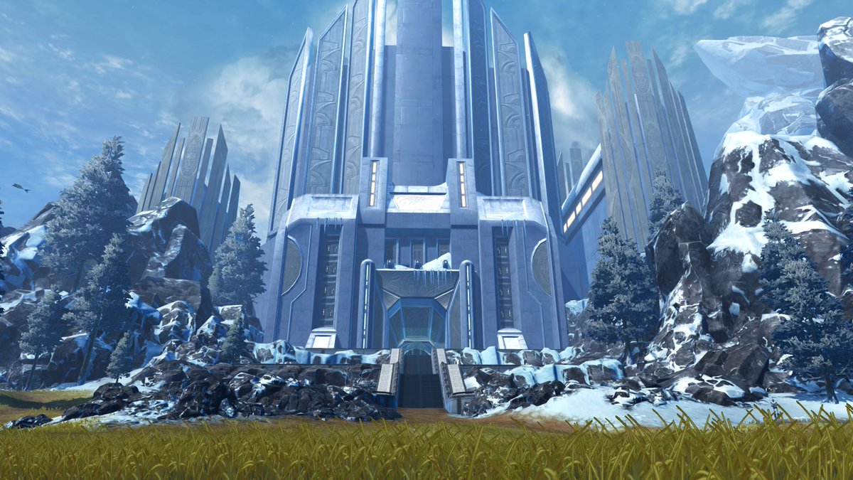 test Twitter Media - Game Update 6.1 'Pinnacles of Power' is now live! Strengthen your ties with the Galactic Republic or Sith Empire and establish a new personal headquarters in the luxurious Alderaan Noble Estate.  https://t.co/SggGSirYBN https://t.co/ZzCPPWszv0