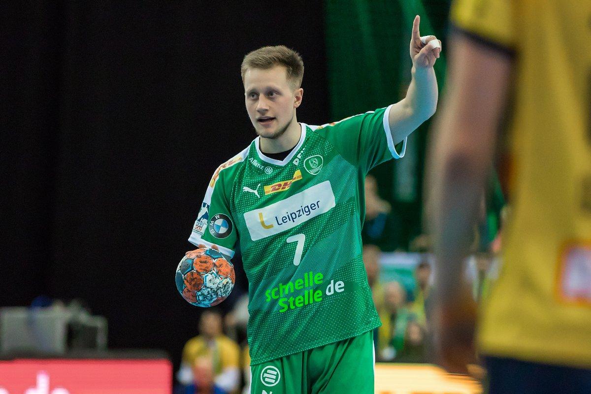 Luca Witzke bleibt bis 2023 beim SC DHfK Leipzig! https://t.co/ECKQyc3s5y https://t.co/G8smc5vOEI