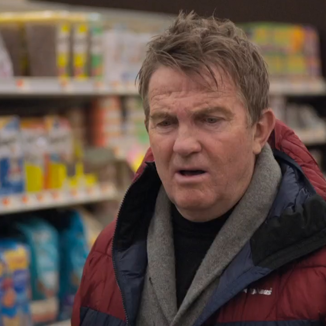 Bradley Walsh is all of us during the big shop! 🛒  Bradley Walsh & Son: #BreakingDad. Watch now on ITV Hub 👉