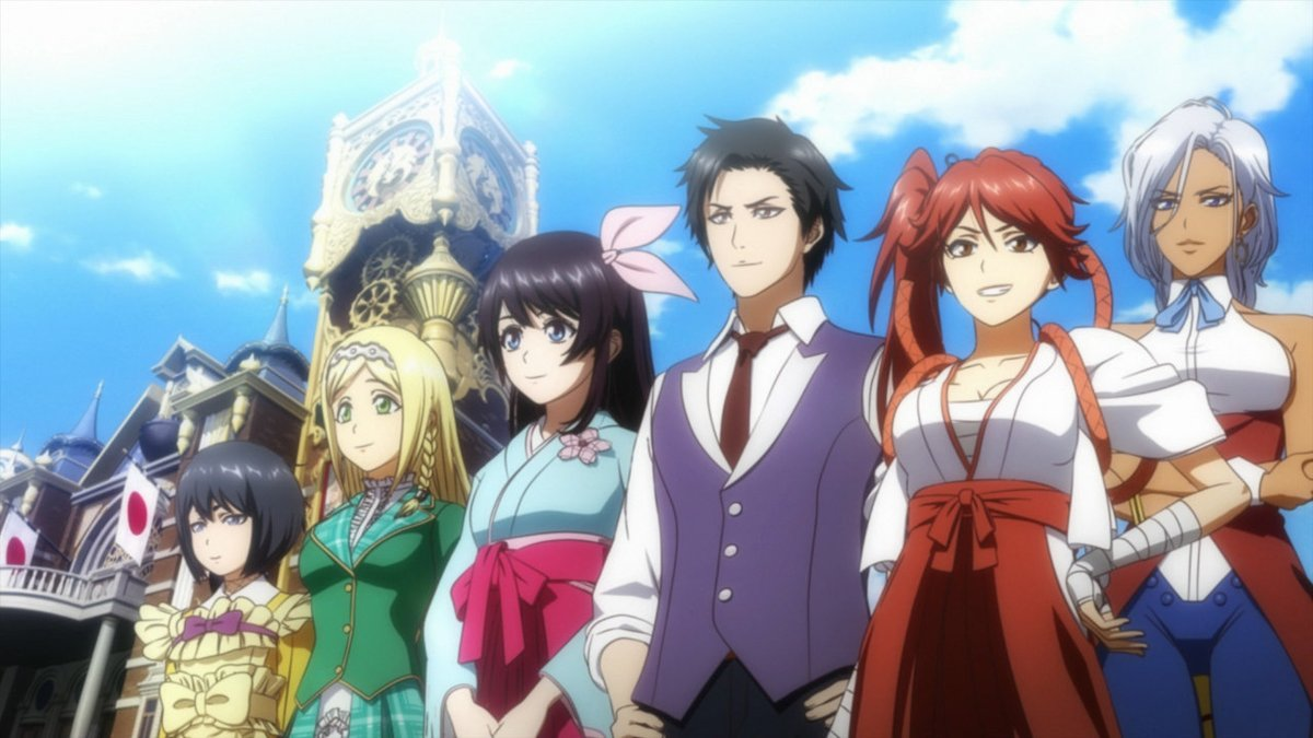 Sakura Wars comes to PS4 on April 28 🌸  Details on the genre-bending series' new chapter: