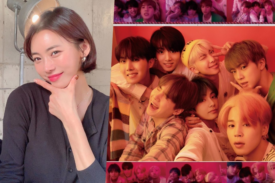 #8Eight's Joo Hee Tells Story Of #BTS Taking Concept Photos At Her Studio