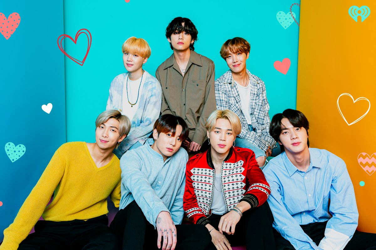Which member of @BTS_twt would you want as your Valentine? 💘