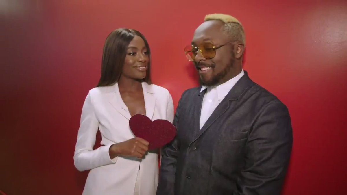 #ValentinesDay Dilemmas? @AJOdudu's got you covered - with a little help from @Meghan_Trainor @ollymurs @RealSirTomJones and @iamwill 💕 🌹