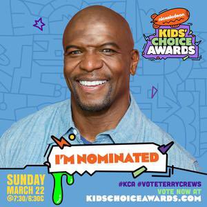 It's the year of the blimp! 💪🏾 💪🏾 Vote using #VoteTerryCrews and #KCA so I can take one home at the @Nickelodeon Kids' Choice Awards 🏆 Tune in Sunday, March 22nd at 7:30/6:30c.
