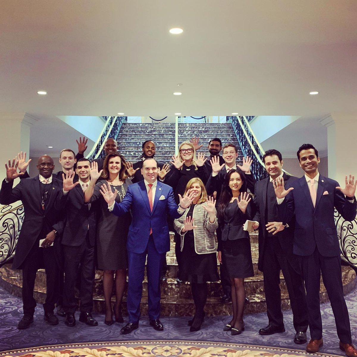 Our @ForbesInspector training continues at @TrumpDC Another great session with the GREAT Gina Taylor!!! #training #trump #bestteam #5star #luxuryhotel #luxury #success #neversettle #doitbetterthananyoneelse