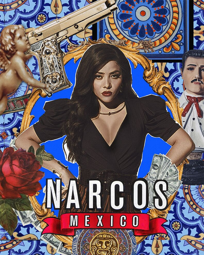 #NarcosMexico2 is streaming now on @netflix @NarcosNetflix #NarcosMexico #Narcos