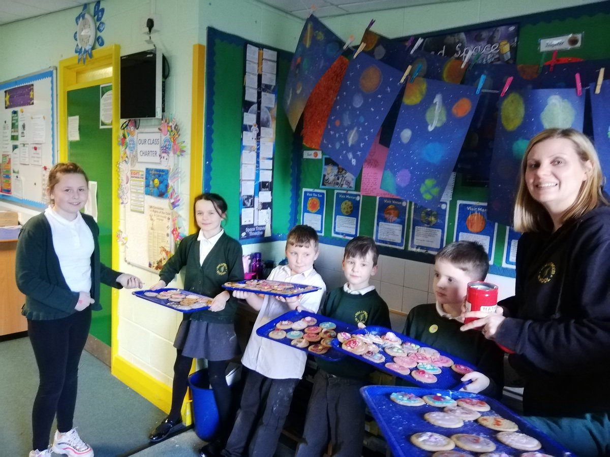 test Twitter Media - Hollywood Community Learners have been busy baking this week. Staff and some of the year 5 children enjoyed tasting their delicious Valentine's biscuits. https://t.co/hbEpwWLUTs