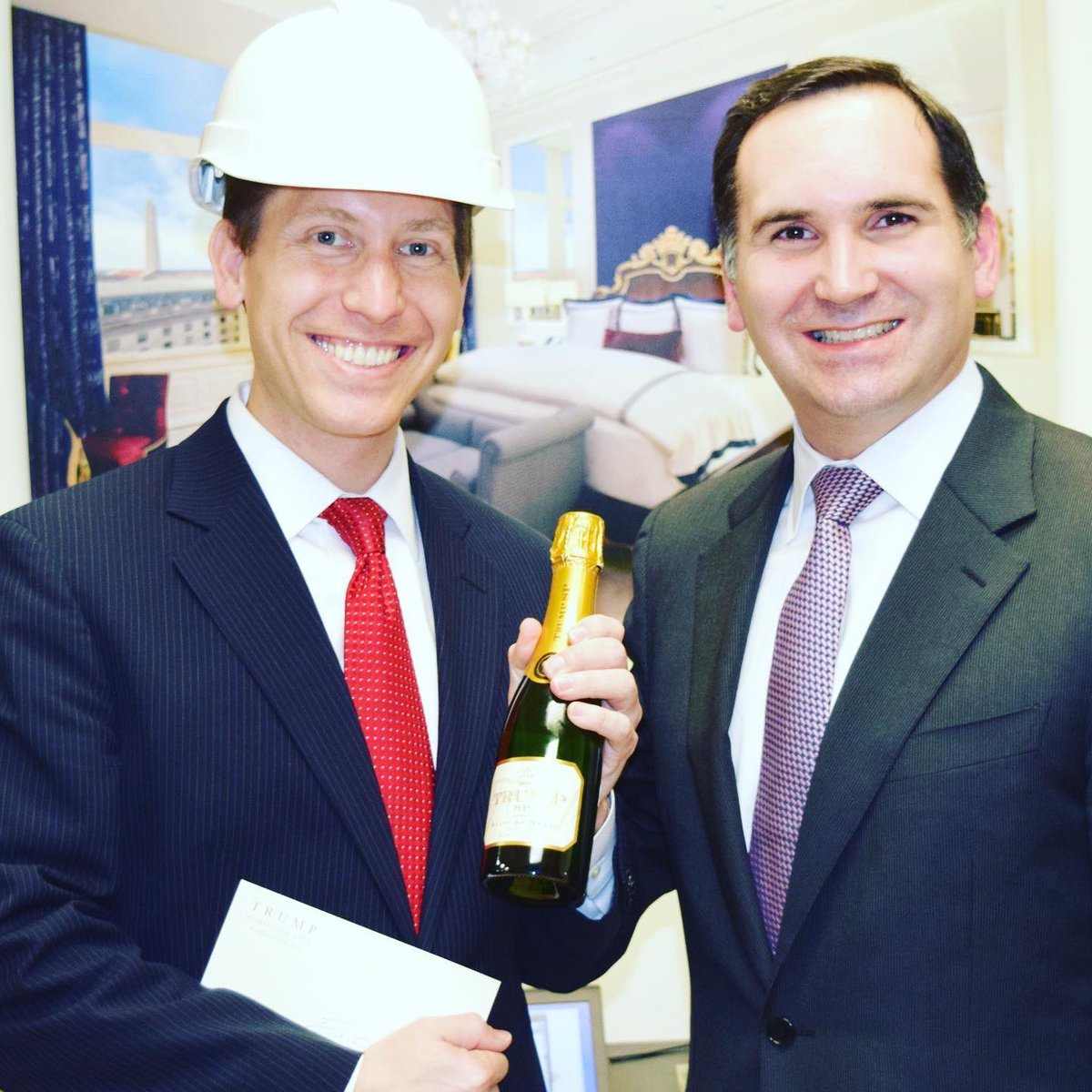Excited to announce the return of Eric Horovitz to @TrumpDC Eric was key to the success of our Sales Department when we opened our doors and I am thrilled to welcome him back to our team...#bestteam #success #teamwork #sales #goal #neversettle #washingtondc #trump