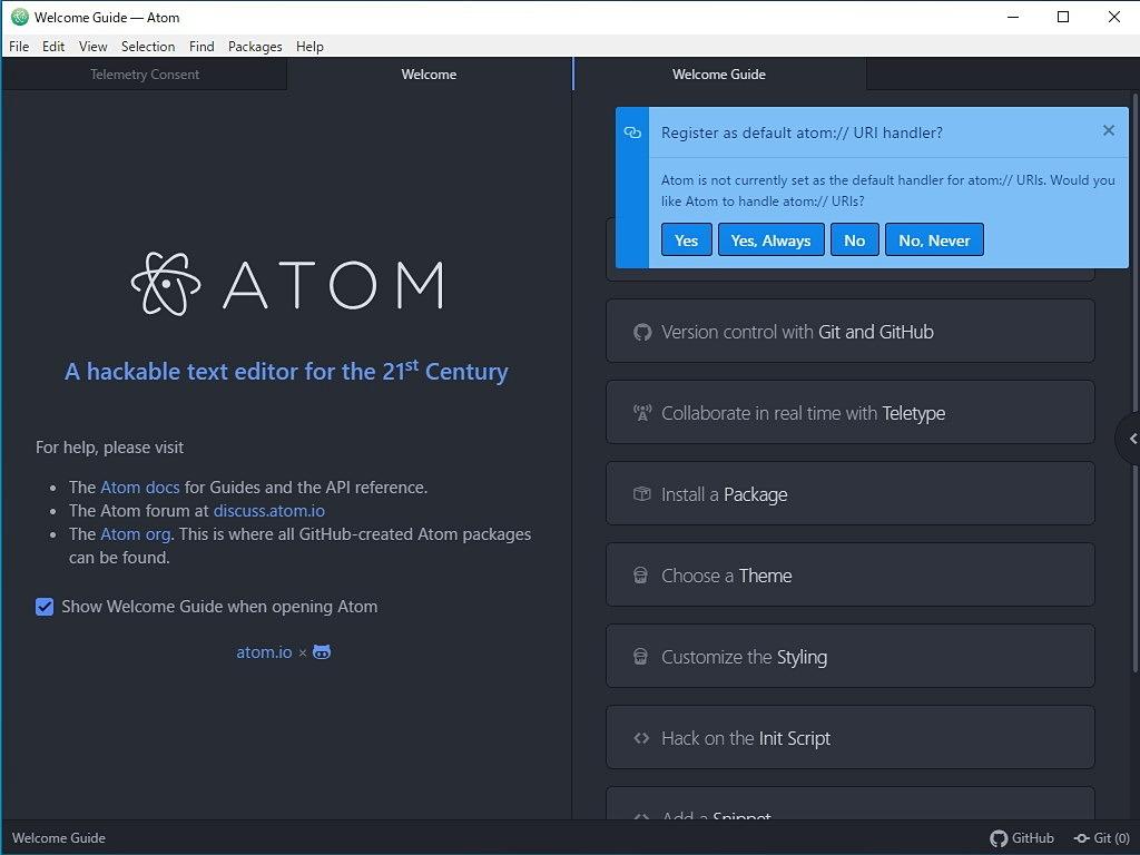 test ツイッターメディア - GitHub、フリーのコードエディター「Atom 1.44」をリリース/細部の改善で使い勝手を向上 https://t.co/Fk1yKvrhMM https://t.co/Mp3tHDPu5z
