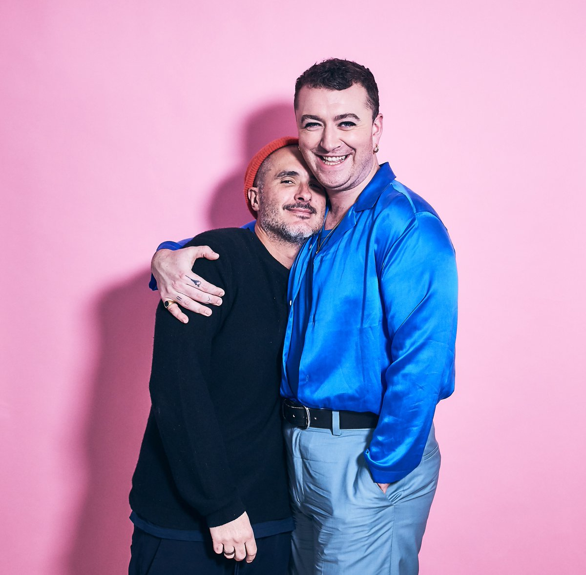 .@samsmith's #ToDieFor will be out May 1st. Pre-add the album on @AppleMusic + watch the artist's #NewMusicDaily interview with @zanelowe now. ➡️