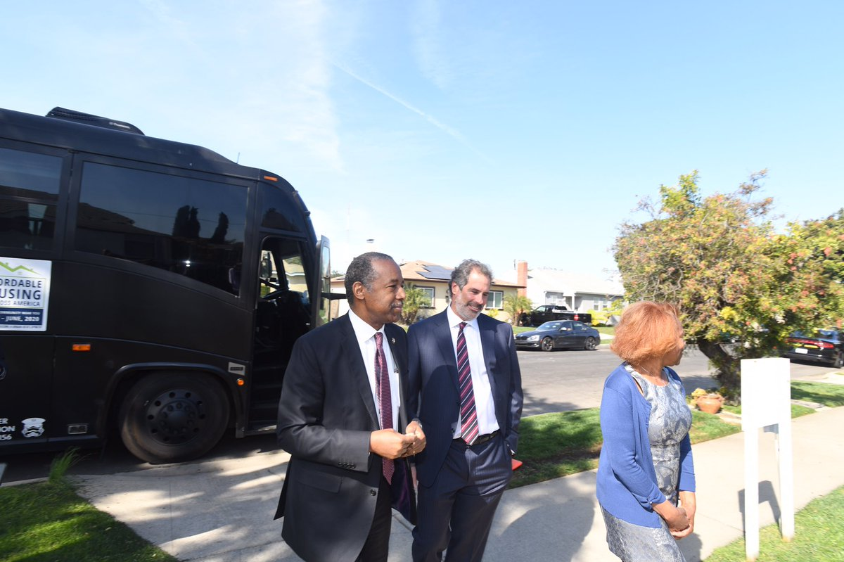 Next stop on the bus: a visit to @uniteddwelling to see how they are using innovative solutions to create more affordable housing. #drivingaffordablehousing