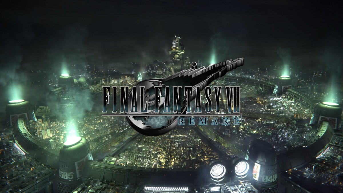 The planet's very life force is being drained as Mako energy by the shadowy Shinra Electric Power Company.  In the city of Midgar, a flower merchant gazes upward as a train pulls into a station...  Watch the full #FinalFantasy VII Remake Opening Movie right here. #FF7R