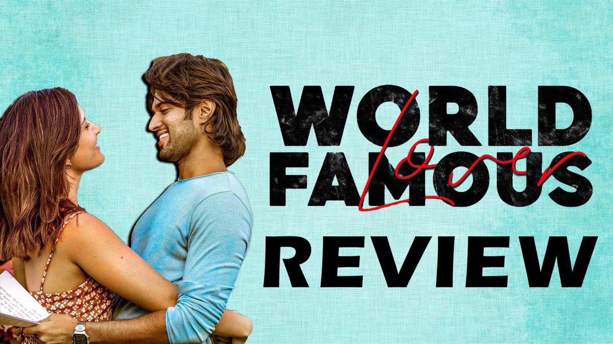 World Famous Lover Review  video link -   #WFLonFeb14 @TheDeverakonda @CatherineTresa1 @izabelleleite25 @aishu_dil @ksramarao45 #Kranthimadhav #KAVallabha @adityamusic @GopiSundarOffl @CCMediaEnt