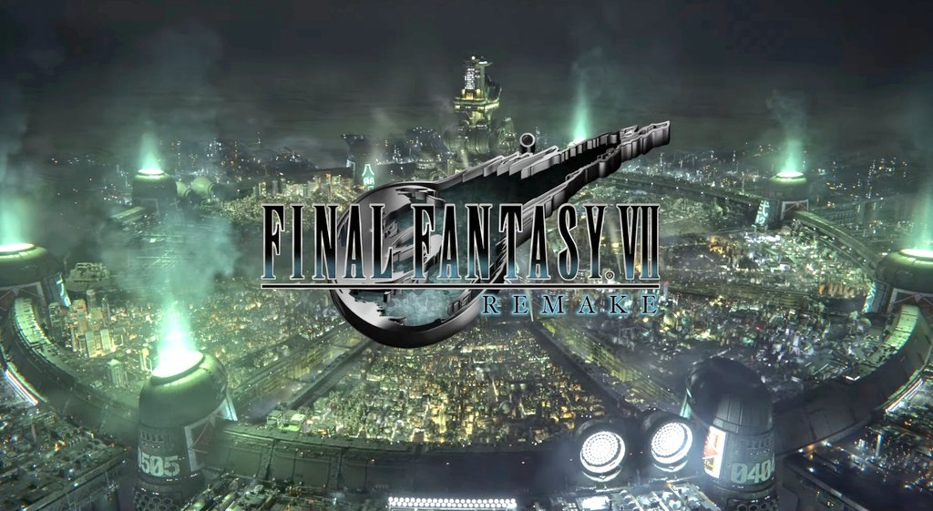Square Enix desvela la cinématica completa de introducción de #FFVIIRemake #FF7R  Podéis verla en su canal oficial de YT ➡️
