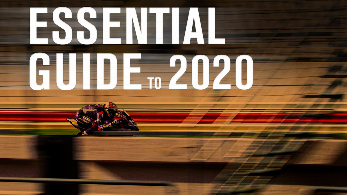 test Twitter Media - 5️⃣stories to watch out for in WorldSBK for 2020🔍  Condensing down the biggest headlines ahead of the season isn't easy but from records breaking to rookies succeeding, get the themes for 2020!  📃  #WorldSBK https://t.co/IuUm7lztXE https://t.co/wbluZkzV9Z